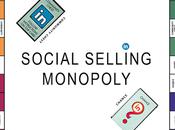 Linkedin monopole social selling