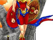 Wonder Woman couleur