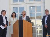 Marie Bovo, Philippe Cognée, Stephan Balkenhol Fondation Fernet Branca