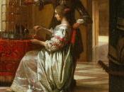 lettre d'amour Hooch versus Vermeer