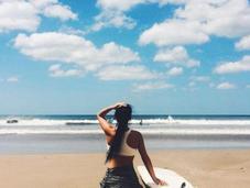 Cindy Cournoyer, pétillante instagrammeuse