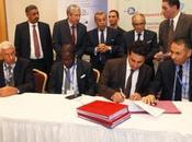 Signature contrats millions entre l'Algérie pays africains