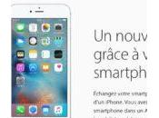 Apple propose reprise achat crédit d'iPhone France