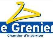 Grenier, plan pour vêtements cher chantier d'insertion Havre