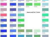 Nuancier couleurs pour huisseries Perche