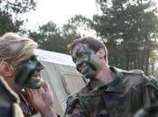 L'Equipe France Militaire stage chez forces spéciales…
