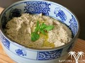 Baba Ganousch Moutabal Libanais, Caviar d'Aubergines!