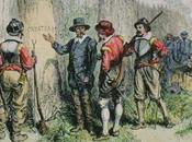 première colonie anglaise Amérique Nord mystérieusement disparu