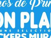 Promos Printemps: stickers muraux géants -45%