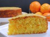 Gâteau l'orange facile