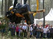 FOREXPO 2016 Innover pour garder longueur d'avance salon Filière Bois (sylviculture, forêt, exploitation forestière, coupe l'arbre) juin Mimizan
