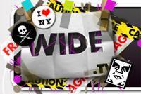 Wide.tv, label regroupant émissions audio vidéo