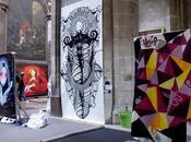 Attention, graffitis cultes Street Saint-Merry