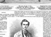 Louis Bavière dans l´Illustration mars 1864
