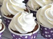 Mini cupcake Chocolat vanille