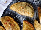 """""""Gâteaux patates"""", chaussons patate douce blanche fourrés noix coco parfumés cardamome goûter street-food Mauricienne"""
