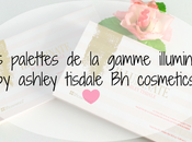 palettes gamme illuminate ashley tisdale cosmetics