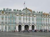 PALAIS D'HIVER SAINT-PETERSBOURG (Russie)