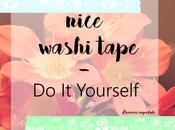 Washi Tape Yourself
