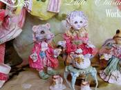 Petits personnages Maison poupée/ Dollhouse little Characters