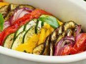 Tian méditerranéen légumes soleil
