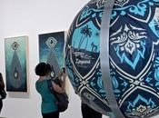 Earth Crisis Shepard Fairey s'engage pour planète Galerie Itinerrance