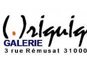 Exposition FONTES AQUARUM Frédéric PAUTHAL Gilles TANGUY Galerie rIquIquI .)vitrine Toulouse