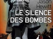 silence bombes. Jason Hewitt