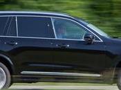 Essai Volvo XC90 grand pari