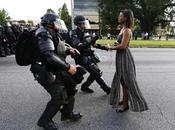 """Leisha Evans, l'icône Tian'anmen"""" #BlackLivesMatter"""