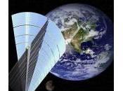Construire centrales solaires spatiales pour répondre besoins énergétiques