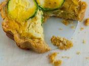 Petites Quiches Pois Chiche Courgette sans gluten
