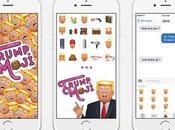 TrumpMoji, pack emojis Donald Trump