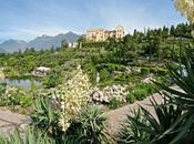 Jardins Château Trauttmansdorff, Merano, Italie
