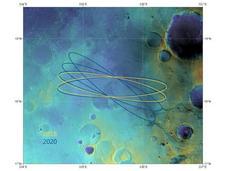 rover ExoMars 2020 explorera région d'Oxia Planum