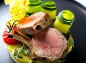 Couronne d'agneau parmentier courgettes (#agneausibon)