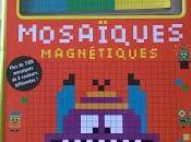 Mosaïques magnétiques Guillaumit
