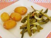 Recette avec haricots verts originaux (Vegan)