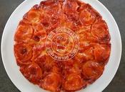 Gâteau abricots façon Tatin