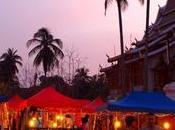 Visiter ville Luang Prabang Laos