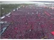 Turquie: Rassemblement monstre soutien Président Erdogan