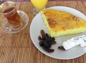 Recette d'Iran pain curcuma pour brunch