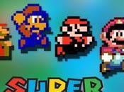 Super Mario Excel c'est possible