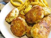 Recette Turquie Köftes poisson, sauce noix