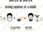 JOURNEE BARBE barbe verre