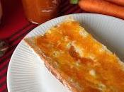 Confiture carotte épices