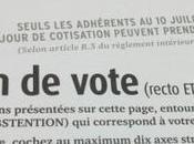Adhérents ADMD, votez pour axes stratégiques 2017