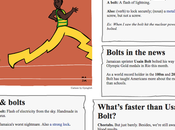 Word Month (AUGUST 2016) BOLT