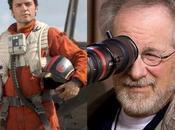 Oscar Isaac sous direction Steven Spielberg