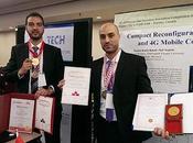 iCAN 2016 huit médaillés d'or Marocains